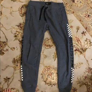 Hollister pajamas